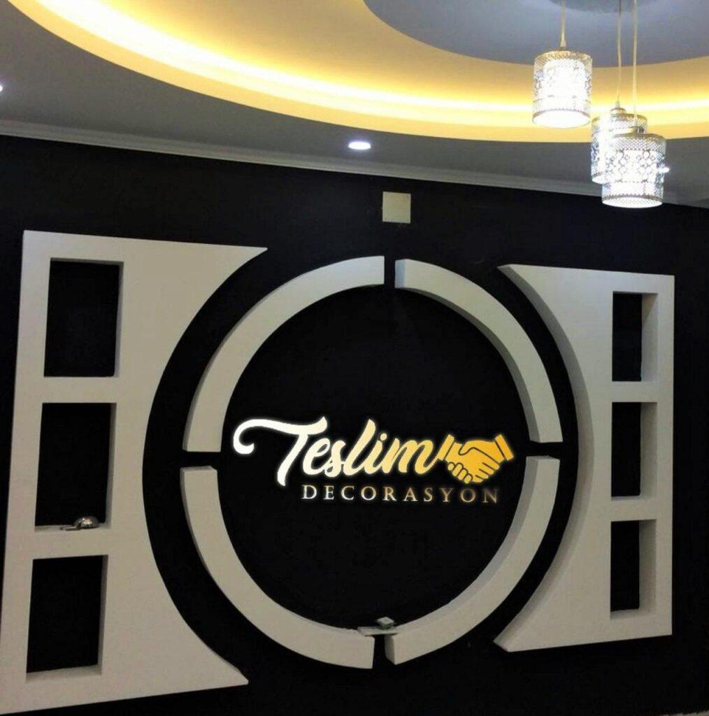 TurkishReklam__Teslim Dekorasyon Adana'da